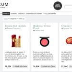 Laconicum, ecommerce de productos de belleza