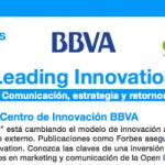 Evento Leading Innovation en el Centro de Innovación BBVA