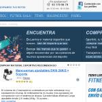 Sportivic, marketplace especializado en venta de material deportivo