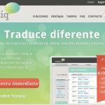 Transiq servicio de traducción profesional online