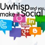 Uwhisp lleva la voz a las redes sociales