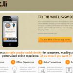 Whit.li analiza tu personalidad usando redes sociales