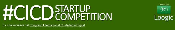 Anunciamos los finalistas de #CICD Startup Competition