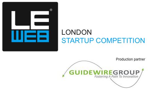 Abierto el concurso de Startups de LeWeb Londres