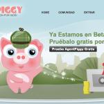 Agentpiggy enseña a los niños a ahorrar