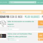 Floqq marketplace para cursos de formación
