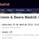 Ecomm & Beers desarrolladores de comercio electrónico
