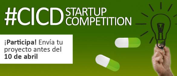 Últimos días para presentarte a la startup competition del #CICD