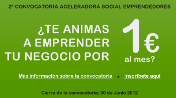 Cink Emprende presenta la segunda convocatoria de su aceleradora social
