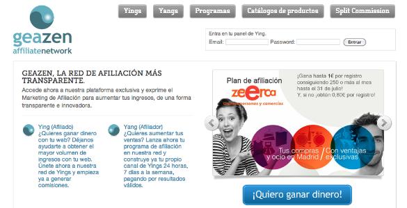 EuroAds compra la empresa de afiliación española Geazen