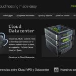 Loogic alojado en Gigas Cloud Hosting