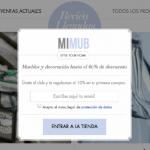 Mimub lleva el modelo de los outlets a los muebles y la decoración