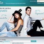 Vestidia servicio online de personal shoppers