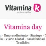 Vitamina K se presenta con un evento para startups