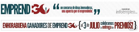 Anunciados los ganadores de los premios EmprendeGO