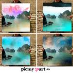 Picmyart personaliza tus cuadros