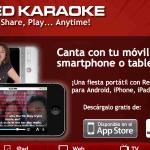 600.000 euros de inversión en Red Karaoke