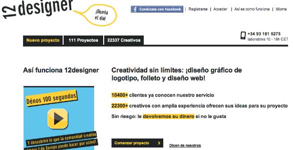 99designs compra 12designer