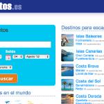 Movimientos en el sector de dominios con Apartamentos.es y Hoteles.es