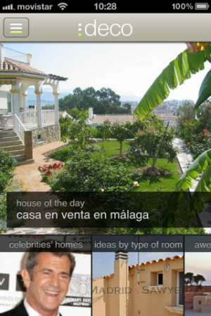 idealista crea una app sobre decoración
