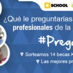 Colabora con la Guía Infoempleo Kschool de Nuevas Profesiones