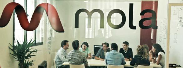 Mola anuncia la inversión de 200.000 euros en 6 nuevas empresas