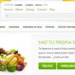El portal de la fruta y la verdura