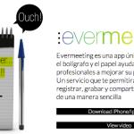 EverMeeting para la gestión de reuniones para directivos y empresas