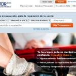 Tallerator marketplace de reparaciones de  automóviles