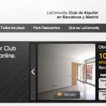 Varios Business Angel invierten en el club de alquiler de pisos LaCommunity