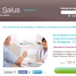 Smartsalus se propone hacer accesible los tratamientos de la salud privada