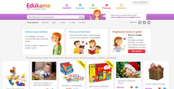 Edúkame consigue 100.000 euros de financiación