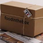 Food in the Box la gastronomía internacional cada mes en tu casa
