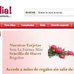 Kadelia vende tarjetas regalo de conocidas marcas