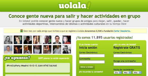 Uolala consigue financiación para crecer