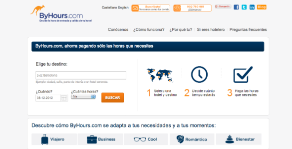 300.000 euros de inversión en ByHours