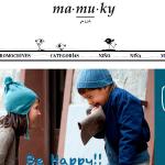 Mamuky, ecommerce de moda infantil, pre mamá, puericultura y calzado para niños
