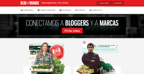 Blog on Brands da un paso más para unir a bloggers y empresas