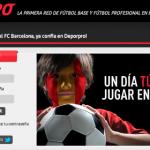 DeporMeet y DeporPro en el negocio del deporte en internet