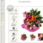 Tulipia, vende ramos de flores personalizados