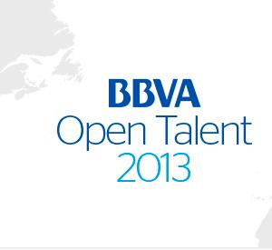 En la presentación de la quinta edición de BBVA Open Talent