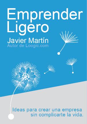 Emprender Ligero es mi primer libro y puedes comprarlo a través de Lánzanos