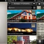 """Análisis de aplicaciones móviles para """"hoteles con encanto"""""""