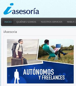 iAsesoría, la gestión contable y fiscal para autónomos y freelances (viene con descuento)