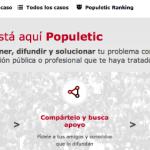 Populetic en la lucha de los usuarios contra las empresas y las administraciones