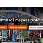 Restauranting, buscador de tendencias gastronómicas para Brasil