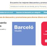TurboCupones publica cupones de tiendas online