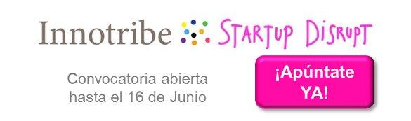 Innotribe Startup Disrupt, competición para startups de tecnología aplicada al sector financiero