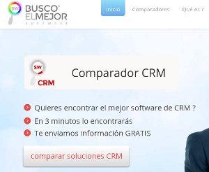 Buscoelmejor, selección de software de gestión para la empresa
