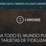 Cardwee ante el reto de la digitalización de las tarjetas de fidelización
